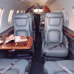 2006 Lear 45 GOLDK Interior