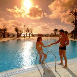 Radisson BLU Golden Sands Exterior Pool