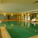 Radisson BLU Golden Sands Interior Pool