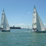 Americas Cup Yacht Racing 5