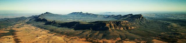 Wilpena Pound - Australia Outback