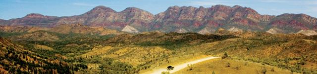 Flinders Ranges - Australia Outback