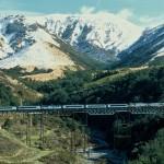 Tranz Alpine Southern Alps
