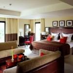 Gleneagles Hotel Bedroom