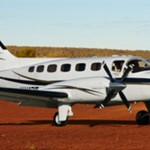 Private aircraft chartered